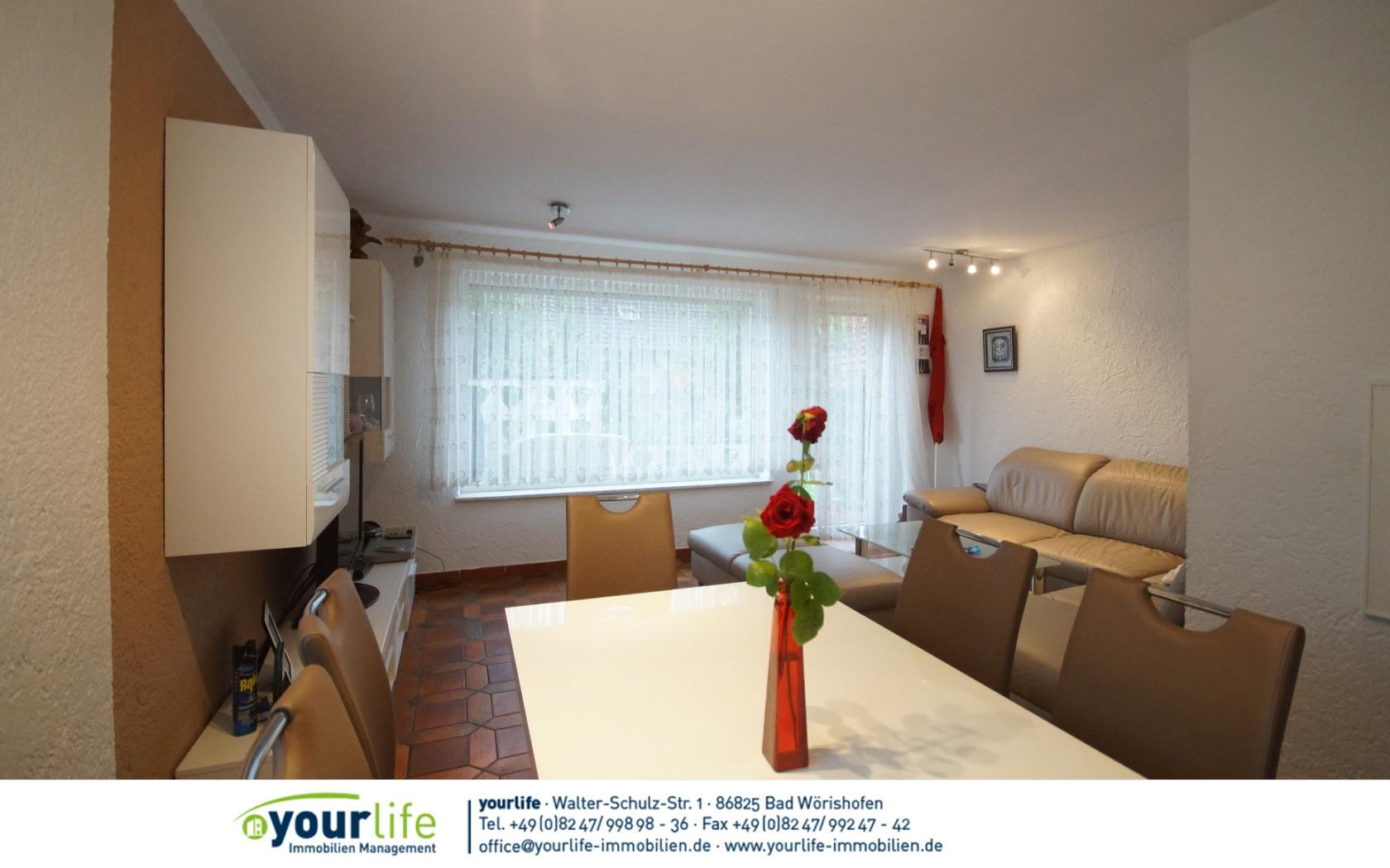 Immobilienmakler Bad Wörishofen eigentumswohnung buchloe wohnzimmer1 yourlife immobilienmakler bad