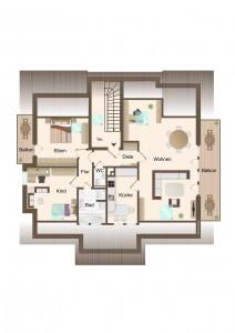 3 Zimmer Wohnung Probstried