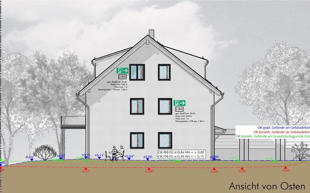 Mehrfamilienhaus_Türkheim_Ansicht_Osten