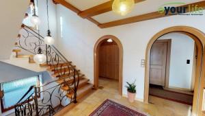 Einfamilienhaus_Bad Woerishofen_Flur_Erdgeschoss2