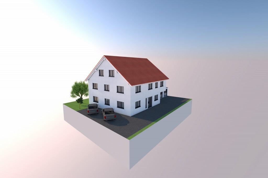 Neubau 3 Familienhaus Bad Woerishofen 1